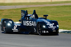 Lucas Ordonez in the DeltaWing