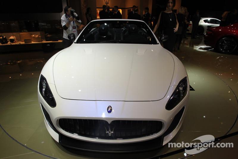 Maserati GranCabrio GT Stradale