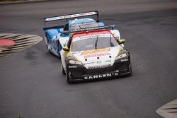 #43 Theracesite.com Team Sahlen Mazda RX-8: Dane Cameron, Wayne Nonnamaker