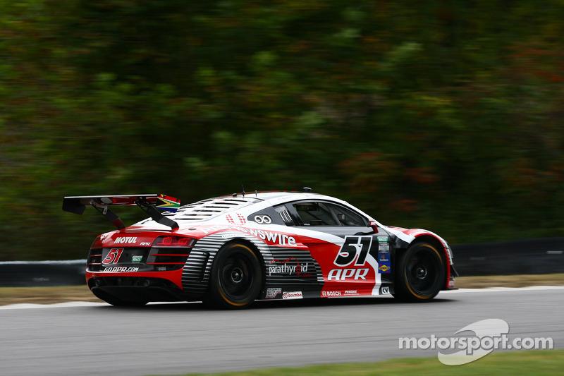 # 51 APR Motorsport Motul Audi R8 GRAND-AM: Jim Norman, Dion Von Moltke