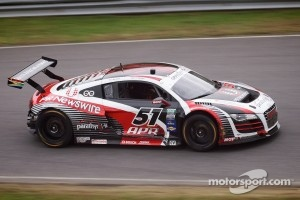#51 APR Motorsport Audi R8 Grand-Am