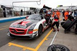 #38 All-Inkl.com Munnich Motorsport Mercedes-Benz SLS AMG GT3:Marc Basseng, Markus Winkelhock