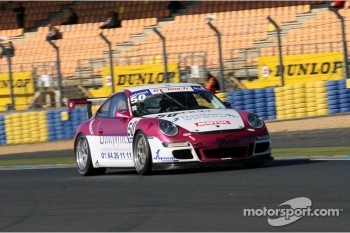 #50 Sport 5 Porsche 997 GT3 Cup: Jose Martins; Baptista Mapril