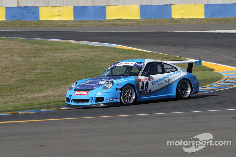 #40 Sport 5 Porsche 997 GT3 Cup: Lonni Martins; Mario Martins