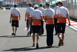 Jules Bianchi, Sahara Force India Formula One Team