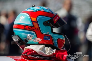Andrea Bertolini's helmet