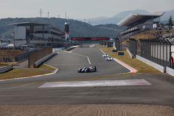 Gap growing between #7 TS030 Toyota and the Audi e-tron quattros
