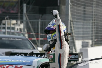 Pole position for Augusto Farfus Jr., BMW Team RBM BMW M3 DTM