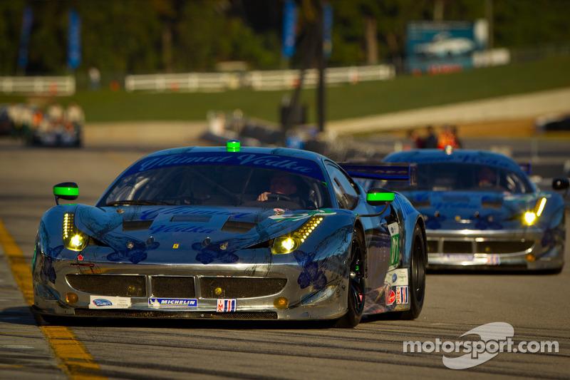 #01 Extreme Speed Motorsports Ferrari F458 Italia