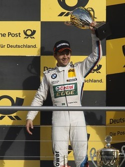 Podium: third place Augusto Farfus Jr., BMW Team RBM BMW M3 DTM