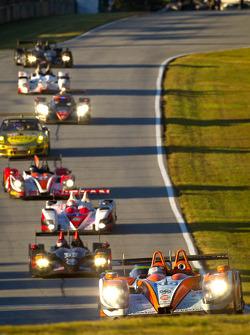 #35 Oak Racing Morgan Nissan: Jacques Nicolet, Bertrand Baguette, Olivier Pla