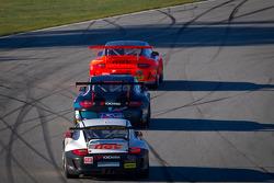 Carlos Gomez, #66 TRG Porsche 911 GT3 Cup: Spencer Pumpelly, Emilio Di Guida, Nelson Canache, Eduardo Cisneros