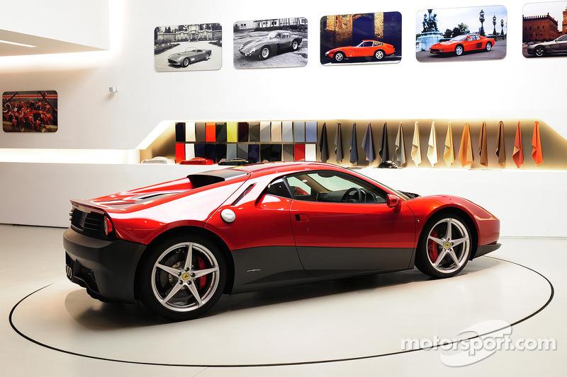 The Ferrari SP12 EC