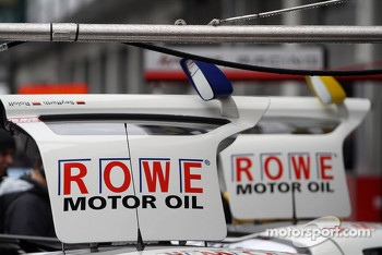 ROWE Racing detail