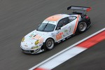 #55 JWA-AVILA Porsche 911 RSR: Joel Camathias, Matt Bell, Paul Daniels