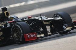 Davide Valsecchi, Lotus F1 Test Driver