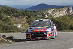 Sbastien Loeb and Daniel Elena, Citron DS3 WRC, Citron Total World Rally Team