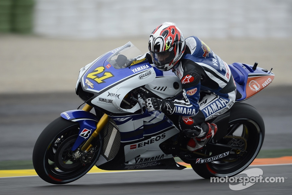 Katsuyuki Nakasuga, Yamaha Factory Racing