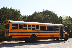School Bus in Austin
