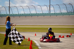 Media go-kart challenge