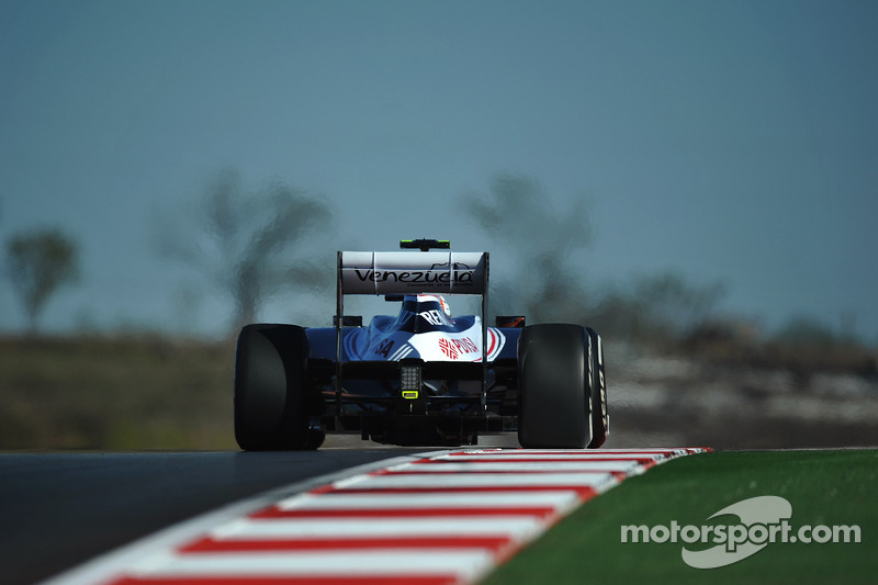 Bruno Senna, Williams F1