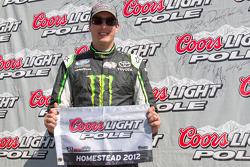 Pole winner Kyle Busch, Kyle Busch Motorsports Toyota