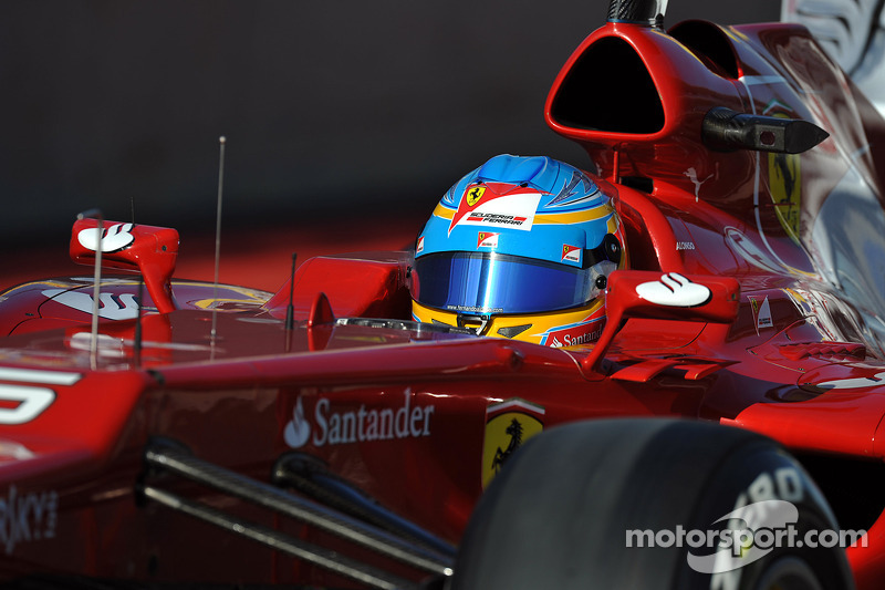 Fernando Alonso, Ferrari
