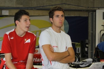 Raffaele Marciello, Daniel Juncadella