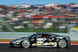 #54 Ferrari of Houston: Owen Kratz