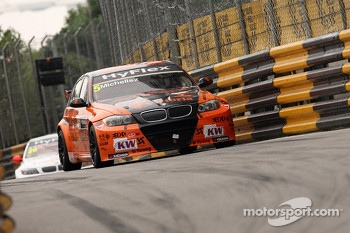 Norbert Michelisz, BMW 320 TC, Zeng Motorsport