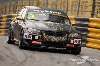 Mak Ka Lok, BMW 320si, RPM Racing Team