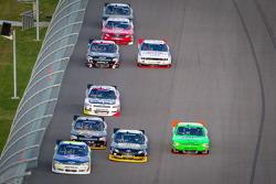 Scott Lagasse, Tommy Baldwin Chevrolet, Ryan Truex, Joe Gibbs Racing Toyota, Danica Patrick, JR Motorsports Chevrolet
