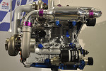 Mazda introduced its SKYACTIV-D clean diesel engine during the 2012 24 Hours of Le Mans race meeting