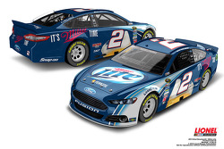 2013 Lionel diecast collectible - Brad Keselowski