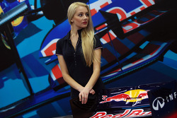 Red Bull Stand Girl