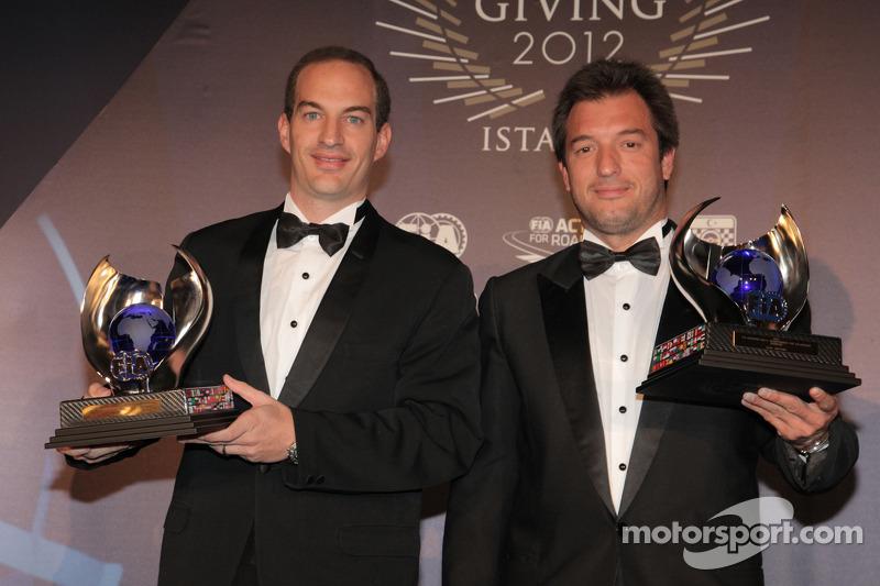 FIA CODASUR Rally Championship, Gustavo Saba, Victor Aguilera