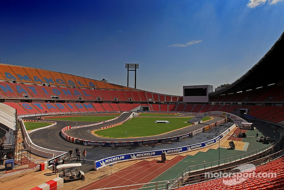 Overview of the ROC track