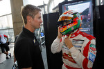 Ryan Hunter-Reay and Ho-Pin Tung