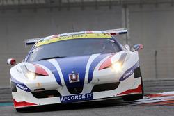 #14 AT Racing Ferrari 458 Italita: Howard Blank, Jean-Marc Bachelier, Yannick Mallegol