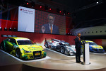 Wolfgang Drheimer, head of research and development, Audi
