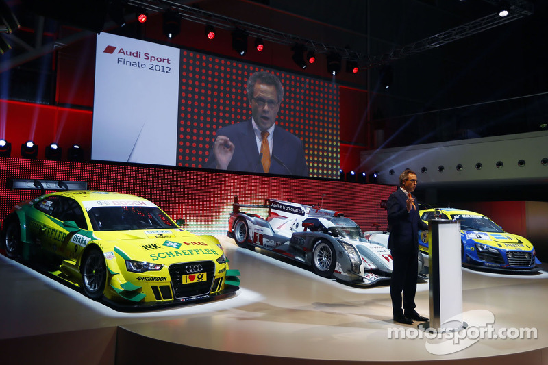 Wolfgang Dürheimer, head of research and development, Audi