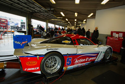 #5 Action Express Racing Corvette DP