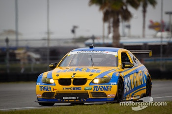 #93 Turner Motorsport BMW M3: Will Turner, Michael Marsal