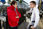 Tristan Vautier and Sbastien Bourdais