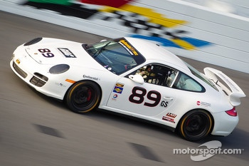 #89 Ranger Sports Racing Porsche 997: Barry Ellis, Frank Rossi, Fraser Wellon