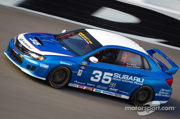 #35 Subaru Road Racing Team Subaru WRX-STI: Andrew Aquilante, Kurt Rezzetano, Bret Spaude