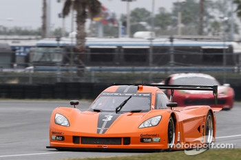#3 8 Star Motorsports Corvette DP: