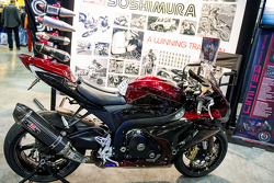 The Yoshimura GSX R special edition