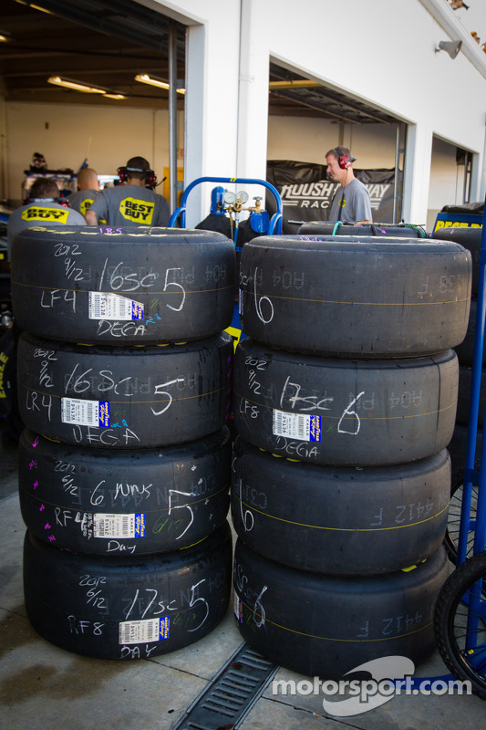 Goodyear tires