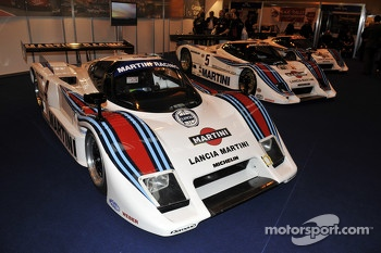 Martini Racing Lancias